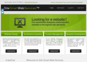 Sitesmartwebservices.co.uk thumbnail