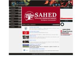 Sivasahed.org.tr thumbnail