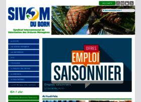 Sivom-du-born.fr thumbnail