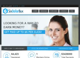 Sixdollarbux.com thumbnail