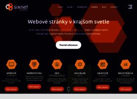 Sixnet.sk thumbnail