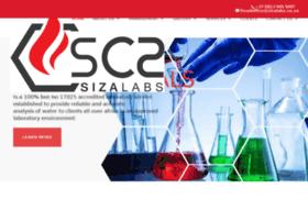 Sizacoallaboratory.co.za thumbnail