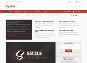 Sizzle-distribution.be thumbnail