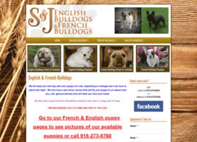 Sj-englishbulldogs.com thumbnail