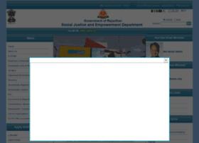 Sje.rajasthan.gov.in thumbnail