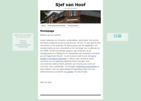 Sjefvanhoof.nl thumbnail