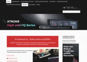 Sk-autosound.fi thumbnail