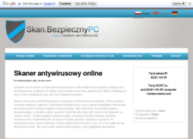 Skan.bezpiecznypc.pl thumbnail