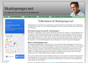 Skattepenger.net thumbnail