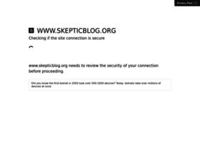 Skepticblog.org thumbnail