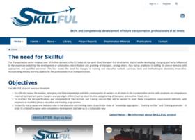 Skillfulproject.eu thumbnail