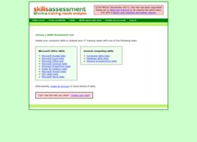 Skills-assessment.net thumbnail