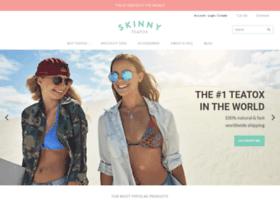 Skinny-teatox.com thumbnail