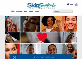 Skinsentials.co.uk thumbnail