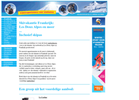 Skivakantiefrankrijk.nl thumbnail