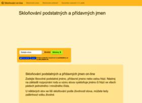 Sklonuj.cz thumbnail