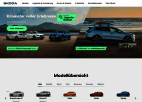 Skoda-auto.de thumbnail