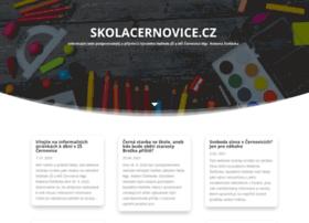 Skolacernovice.cz thumbnail