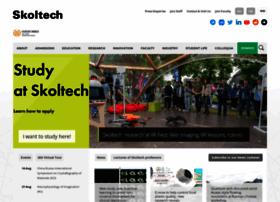 Skoltech.ru thumbnail