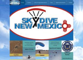 Skydivenm.net thumbnail