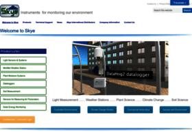 Skyeinstruments.com thumbnail