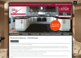 Skykitchensandbedrooms.co.uk thumbnail
