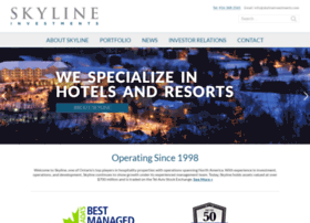 Skylineinvestments.com thumbnail