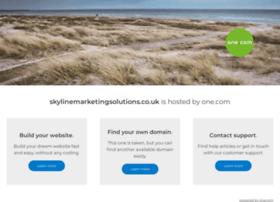 Skylinemarketingsolutions.co.uk thumbnail