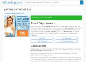 Skymovies.in.w3lookup.net thumbnail