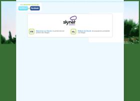 Skynetblogs.be thumbnail