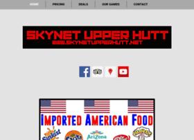 Skynetupperhutt.net thumbnail