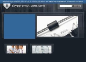 Skype-emoticons.com thumbnail
