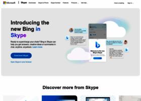 Skype.com thumbnail