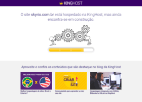 Skyrio.com.br thumbnail