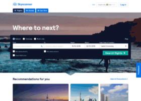 Skyscanner.co.in thumbnail
