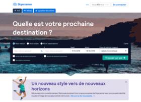 Skyscanner.fr thumbnail
