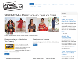 Skywalk-webdesign.de thumbnail