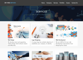 Skywebservices.in thumbnail