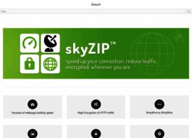 Skyzip.de thumbnail