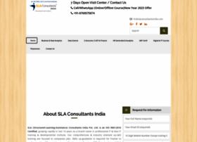 Slaconsultantsindia.com thumbnail