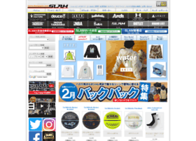 Slamjapan.com thumbnail