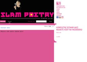 Slampoetry.cz thumbnail