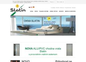 Slatin.si thumbnail