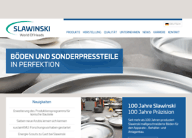 Slawinski.de thumbnail