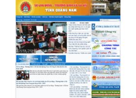 Sldtbxhqnam.gov.vn thumbnail