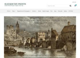 Sleekburnprints.com thumbnail