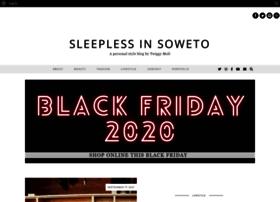 Sleeplessinsoweto.co.za thumbnail