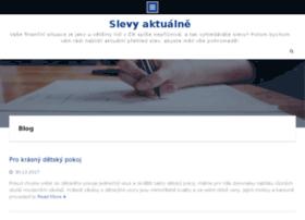 Slevy-aktualne.cz thumbnail