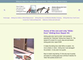 Slide Ezzz Com At Wi Sliding Door Repair Door Track