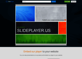 Slideplayer.com thumbnail